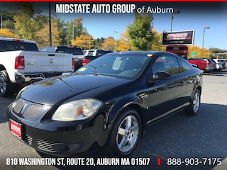 2007 Pontiac G5 Base Coupe