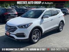 Used 2017 Hyundai Santa Fe Sport 2.4L SUV 5XYZTDLB1HG430838 U170838 in Auburn MA