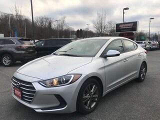 2018 Hyundai Elantra SEL Sedan for Sale Near Worcester MA