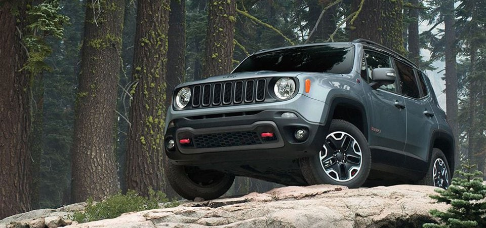 2017 Jeep Renegade Review Barre, VT