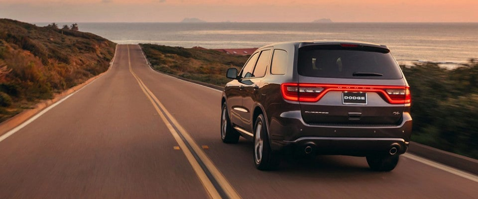 test drive 2018 dodge durango