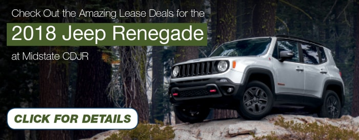 2018 jeep renegade offers