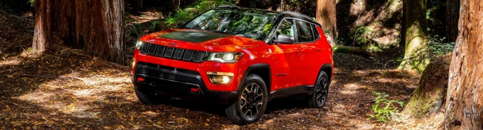 test drive the 2017 jeep compass