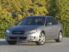 2008 Subaru Legacy 2.5 i Sedan