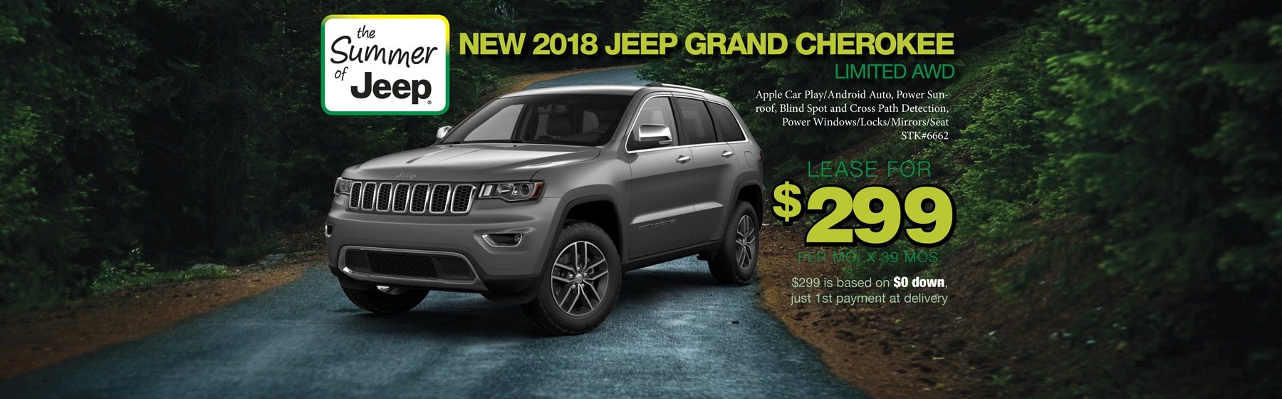 2018 Jeep Grand Cherokee Limited AWD