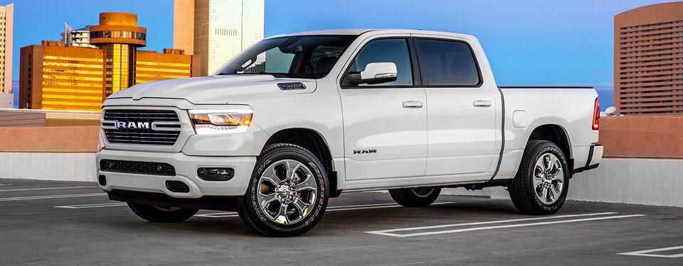 All New 2019 Ram Truck Engine Options V6 Vs V8 Vs Diesel