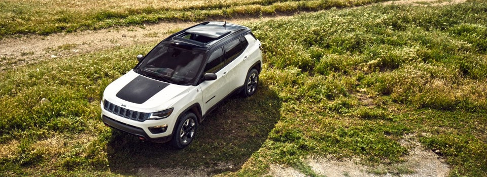 test drive the 2018 jeep compass
