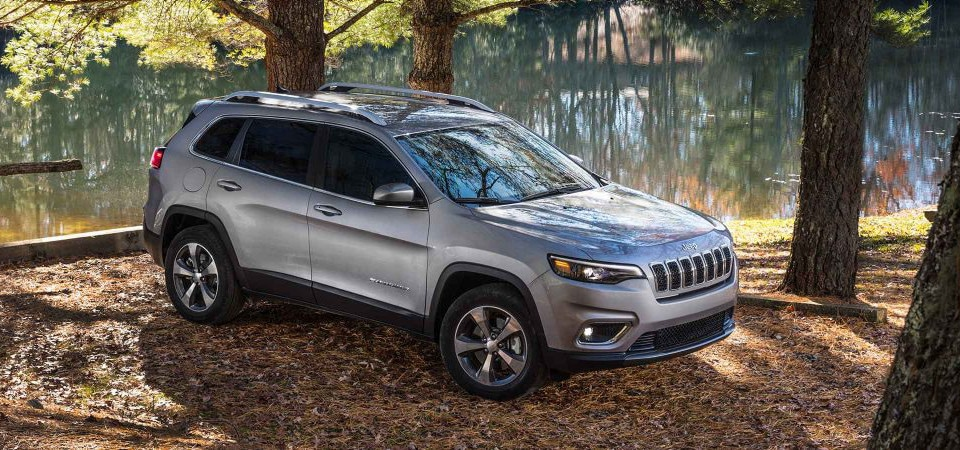 2019 jeep cherokee trims