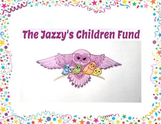 the jazzy's children fund november charity winners