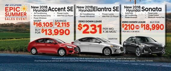 Hyundai New Car Suv Lease Deals In Barre Vt Midstate Hyundai