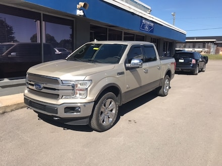 2018 Ford F-150 KING RANCH Crew Cab Truck