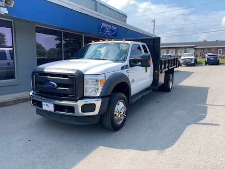 2016 Ford F-550 Chassis Cab XL Chassis Truck