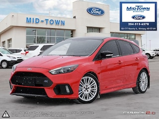 2018 Ford Focus RS HATCHBACK AWD Hatchback