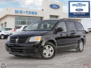 2010 Dodge Grand Caravan SE W/WHEEL CHAIR LIFT Van Passenger Van