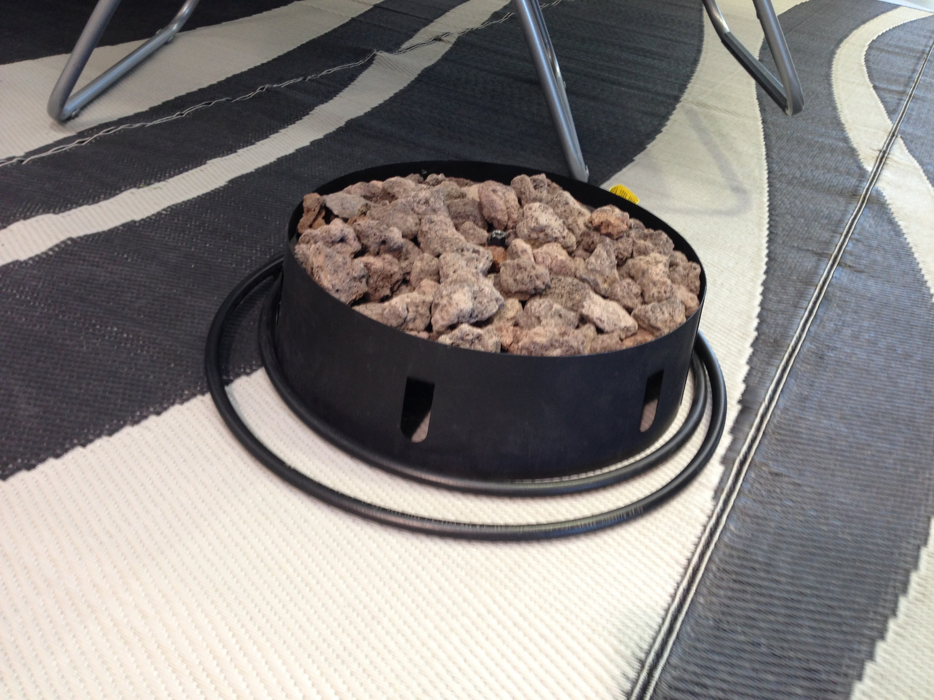 Portable Campfire for Sale at Midtown RV