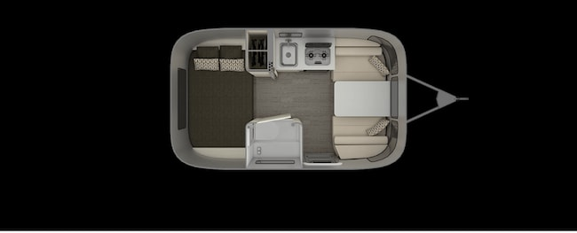 New 2019 AIRSTREAM Sport 16 RB For Sale in Penticton, BC | VIN#