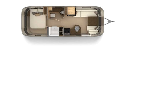 New 2019 AIRSTREAM Flying Cloud 25RB in Penticton