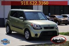 2012 Kia Soul Base (A6) Hatchback