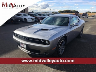 New 2018 Dodge Challenger GT ALL-WHEEL DRIVE Coupe for sale in Grandview, MA at Mid Valley Chrysler Jeep Dodge