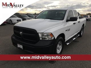 Used 2017 Ram 1500 Tradesman/Express Truck Quad Cab for sale in Grandview, MA at Mid Valley Chrysler Jeep Dodge