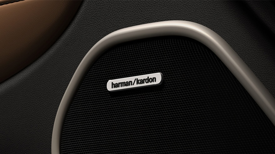HARMAN KARDON AUDIO SYSTEM