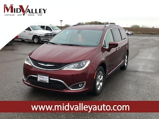 New 2018 Chrysler Pacifica Hybrid TOURING L Passenger Van for sale in Grandview, MA at Mid Valley Chrysler Jeep Dodge