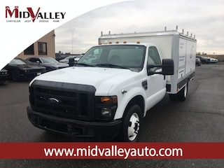 Used 2008 Ford F-350 Chassis Truck Regular Cab for sale in Grandview, MA at Mid Valley Chrysler Jeep Dodge