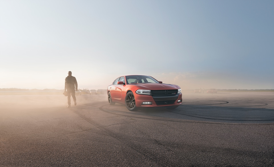 What Does the SXT Stand for on Dodge Charger? | San Diego