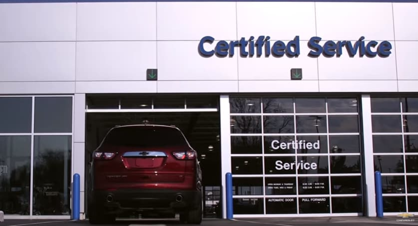 Certified Chevy Service Phoenix