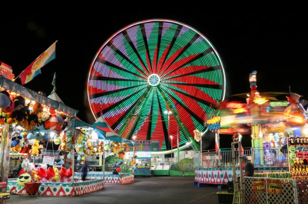 Arizona State Fair Carnival