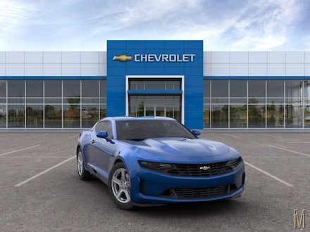 2020 Chevrolet Camaro Coupe