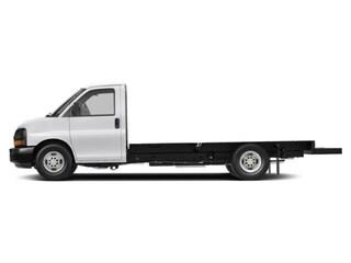 2019 Chevrolet Express Cutaway 4500 4500 Van Truck