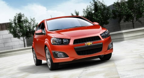 Chevy Sonic Makes Kbb Com S 10 Best Back To School Cars List