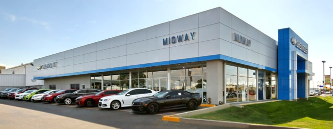 About Midway Chevrolet Dealership