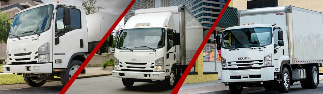 Isuzu Commercial Trucks