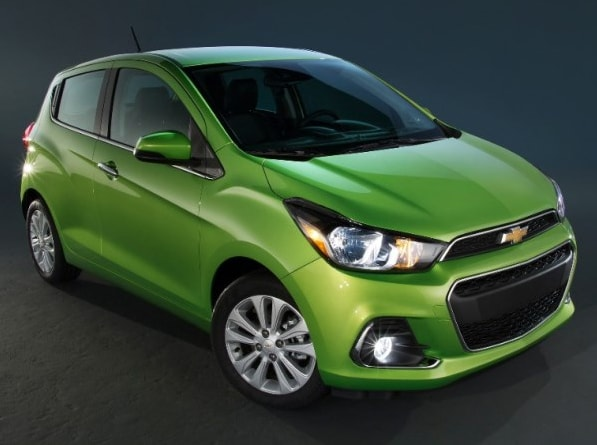 Chevy Spark Makes Kbb S 10 Best Back To School Cars List