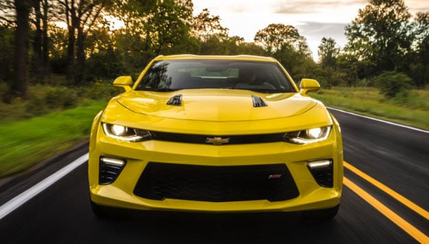 2016 Chevy Camaro Makes Car and Driver's 10Best List