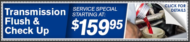 Transmission Flush & Check Up Coupon, Phoenix