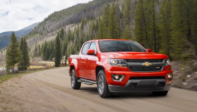 chevy colorado diesel is the most fuel efficient truck in america. Black Bedroom Furniture Sets. Home Design Ideas