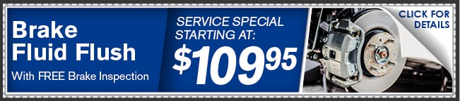 Brake Fluid Flush Coupon, Phoenix