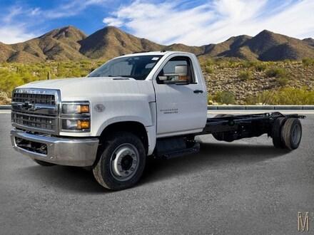 2020 Chevrolet Silverado 5500HD Truck