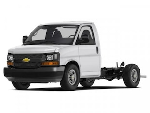 2020 Chevrolet Express 3500 Work Van Cab/Chassis