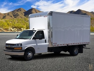 2019 Chevrolet Express Cutaway 4500 Series Cab/Chassis