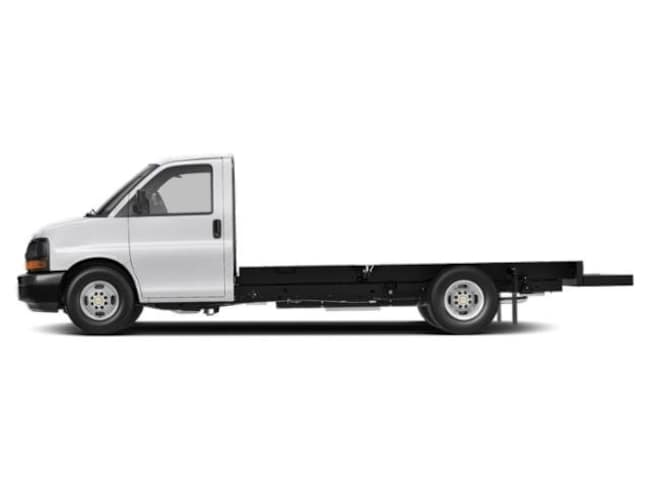 2019 Chevrolet Express 3500 Work Van Cab/Chassis