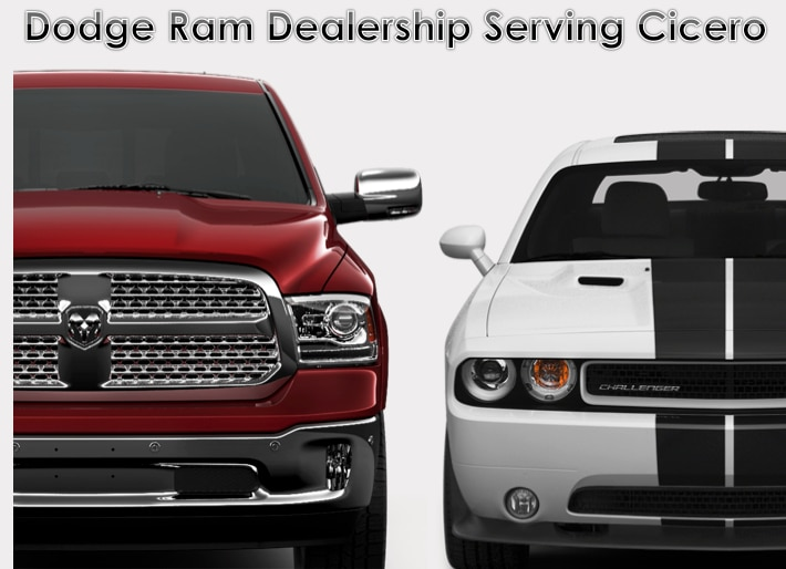 Dodge Ram Dealership Serving Cicero