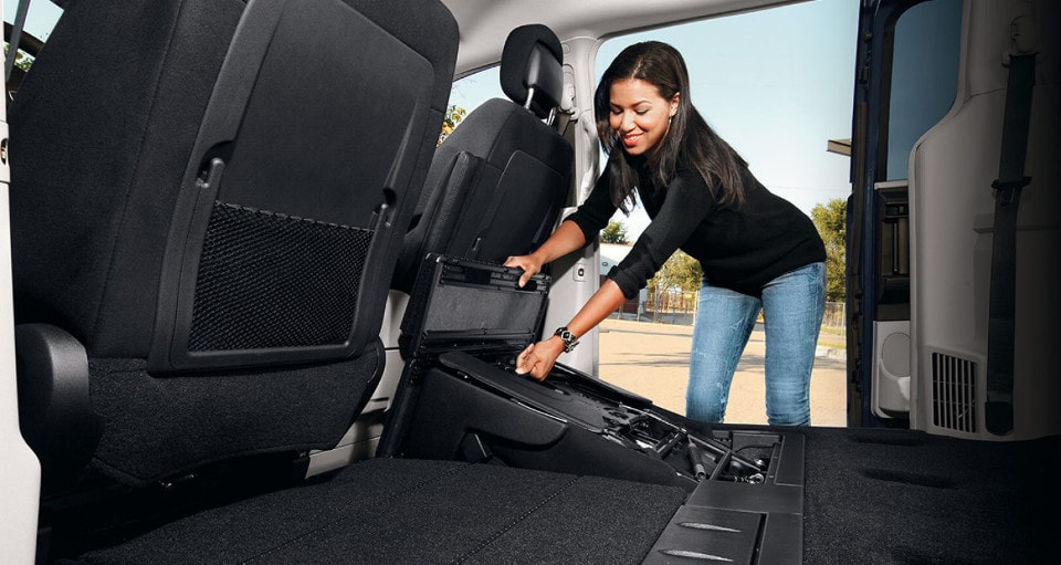2017 Dodge Grand Caravan Interior Seat Options