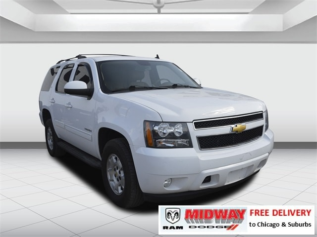 Used Chevrolet Tahoe Chicago Il
