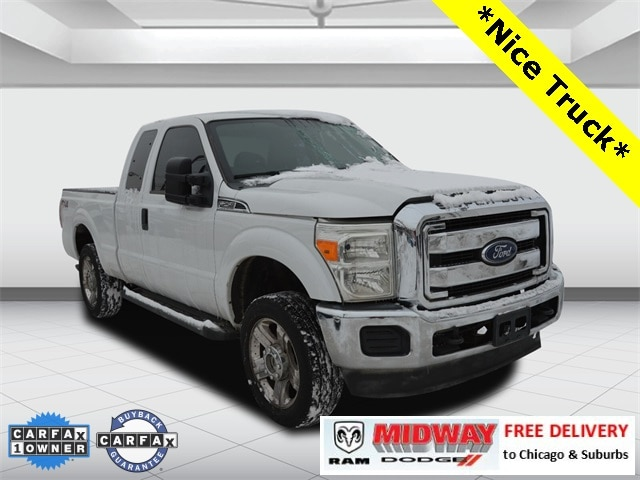 Used Ford Super Duty F 250 Srw Chicago Il