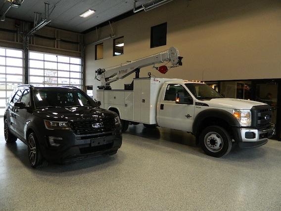 Kansas City Ford Dealers >> Light Truck Repair Kansas City Mo Near Overland Park