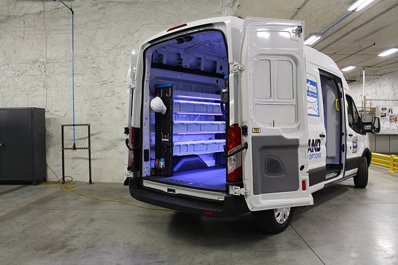Shelving Systems For Ford Transit Transit Connect And